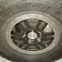 TRD RIM 17 INCH WANTED