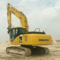 Excavator for sale with contract