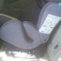 Baby car seater