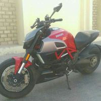 Ducati diavel Carbon 1200 for sale!