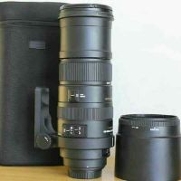 Sigma 70-200mm f2.8 IS