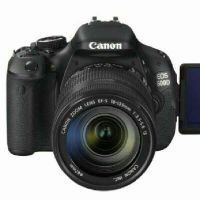 Canon 600d like new