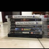 PS3 and PS3 games