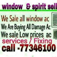 a/c sell & services & fixing