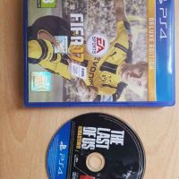 fifa 17 and last of us cheap