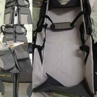 change baby bag and bed for baby
