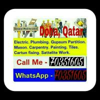 All kinds of house maintenance services