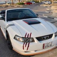 Ford mustang GT 2000 model