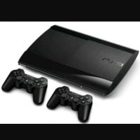 Playstation 3 + 2 controllers + 6 games