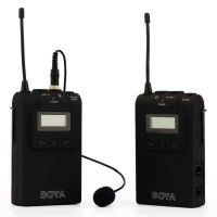 New ! Boya Wireless Levelier Mic WM6
