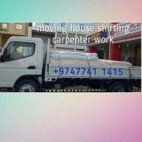 moving house shifting