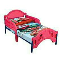 2 toddler beds with mattresses