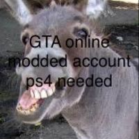 GTA modded account