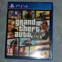GTA 5 with map