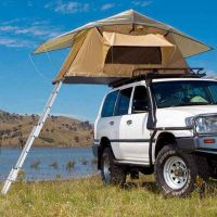 Roof top tent from South Africa