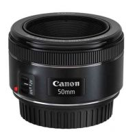 New! Canon 50mm F1.8 STM