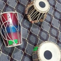 Tabla and Dholak Indian made