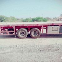 flat bed and box for sale