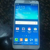 swap sale note 3 white 32 gb charger  fi