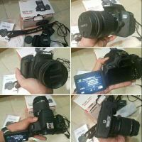 SALE/SWAP  CANON 700D  WITH ALL ACCESORI