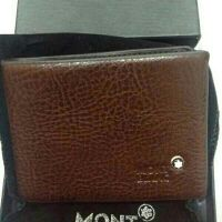nice mont blanc high quality wallet