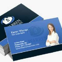 Modern Design for Business card