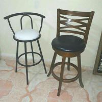 2 Movings Stools .