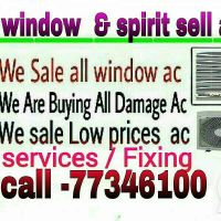 a/c sell & service