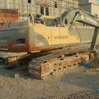 Volvo machine 240blc model 2008