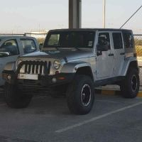 Wrangler Modified