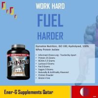 Whey Protein - Dymatize ISO 100 from USA