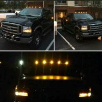 ford ram rabter gmc cab roof light