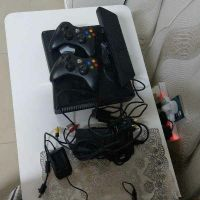 Xbox 360 with 55 games....