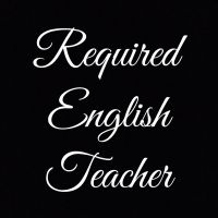 Required Teacher
