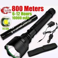 CREE XM - L T6 TORCH LIGHT
