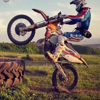 King for dirtbike