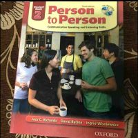 learning book .. person to person