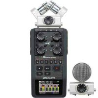 New ! Zoom H6 Handy Recorder