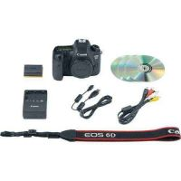 New! Canon 6D Body Only