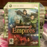 dynasty warryors empires: game  xbox360