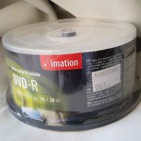New DVD Rewritable/Printable discs.
