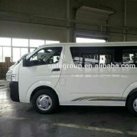 15 seater Bus for rent with driver
