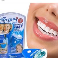 Whiter teeth fast