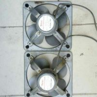 New fan for kitchen and bathroom steel