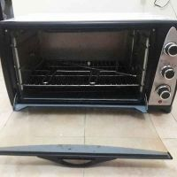 electric oven cleen