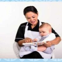 Baby sitter from Philippines and india