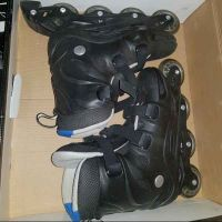 roller blade  ( 2 sets) and tread mill