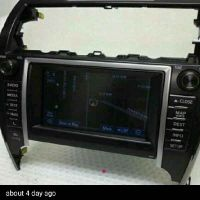 camry display screen required