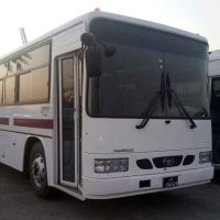 2008 Daewoo ac bus  for sale
