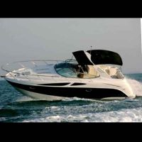 BAYLINER 340 turns heads at the docks
